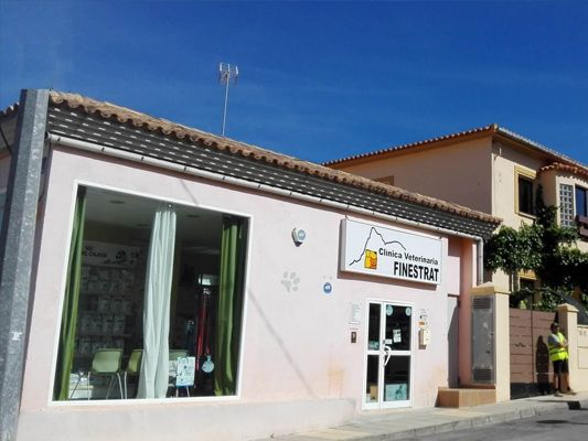 Clínica Veterinaria Finestrat veterinarios